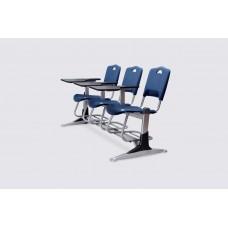 صندلی دانشجویی فایبرگلاس سه نفره